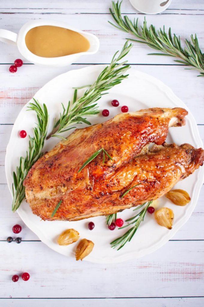 The Best Thanksgiving Turkey Breast
