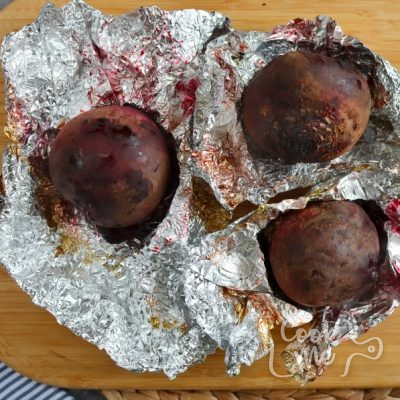 Roasted Beets and Feta Salad recipe - step 2