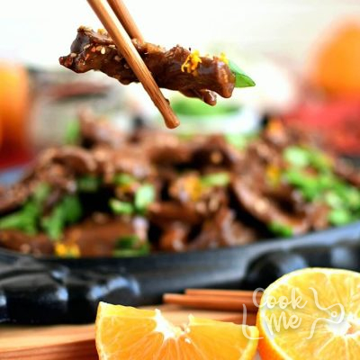 Spicy Tangerine Beef Recipe-How To Make Spicy Tangerine Beef-Easy Spicy Tangerine Beef