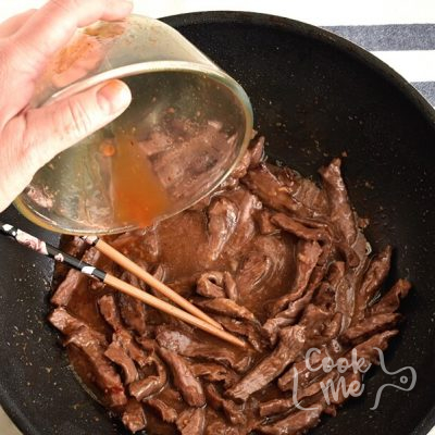 Spicy Tangerine Beef recipe - step 5