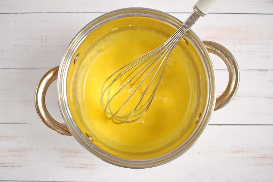 Sporcamuss Italian Cream Filled Pastries recipe - step 2