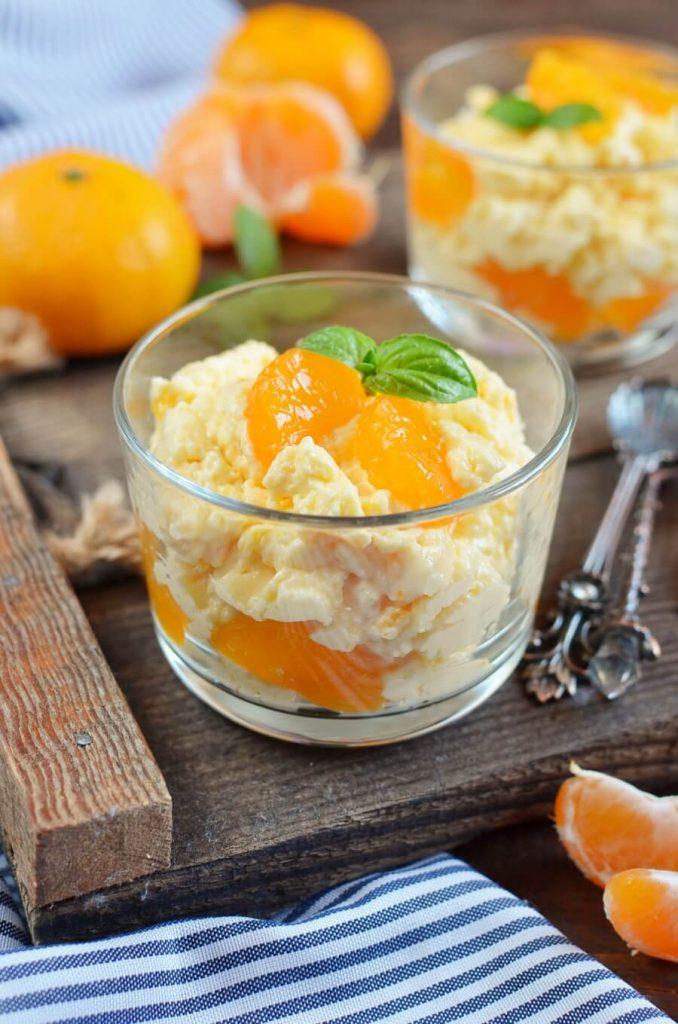 Creamy Citrus Parfait