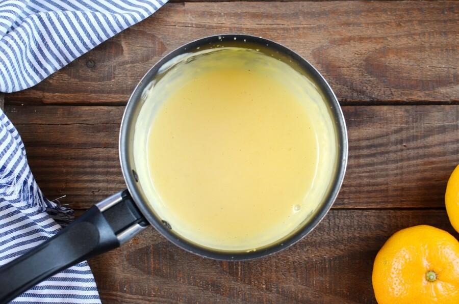 Tangerine Cream Parfait recipe - step 4
