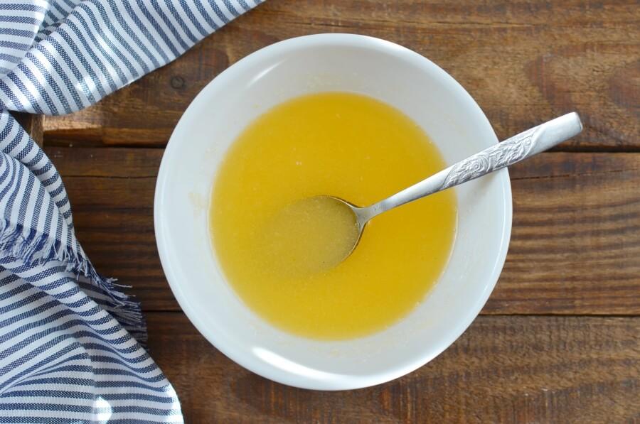 Tangerine Drizzle Cake recipe - step 5