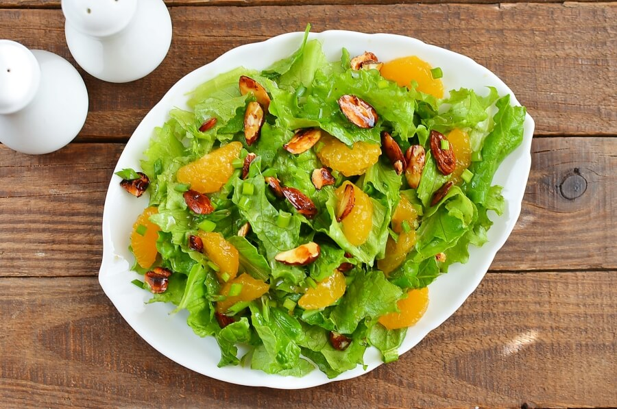 Tangerine Tossed Salad recipe - step 3