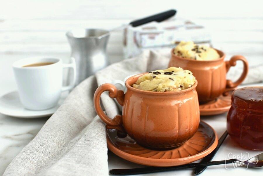 Vanilla Mug Cake Recipe-How To Make Vanilla Mug Cake-Easy Vanilla Mug Cake