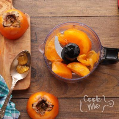 Vegan Persimmon Chia Pudding recipe - step 2