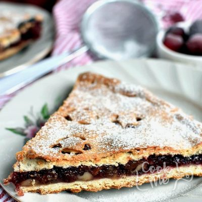 Walnut-Cranberry Pie Recipe-How To Make Walnut-Cranberry Pie-Delicious Walnut-Cranberry Pie