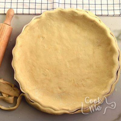 Walnut-Cranberry Pie recipe - step 1