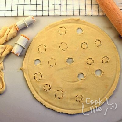 Walnut-Cranberry Pie recipe - step 5