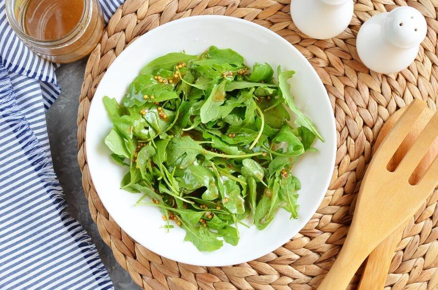 Winter Persimmon and Avocado Salad recipe - step 2