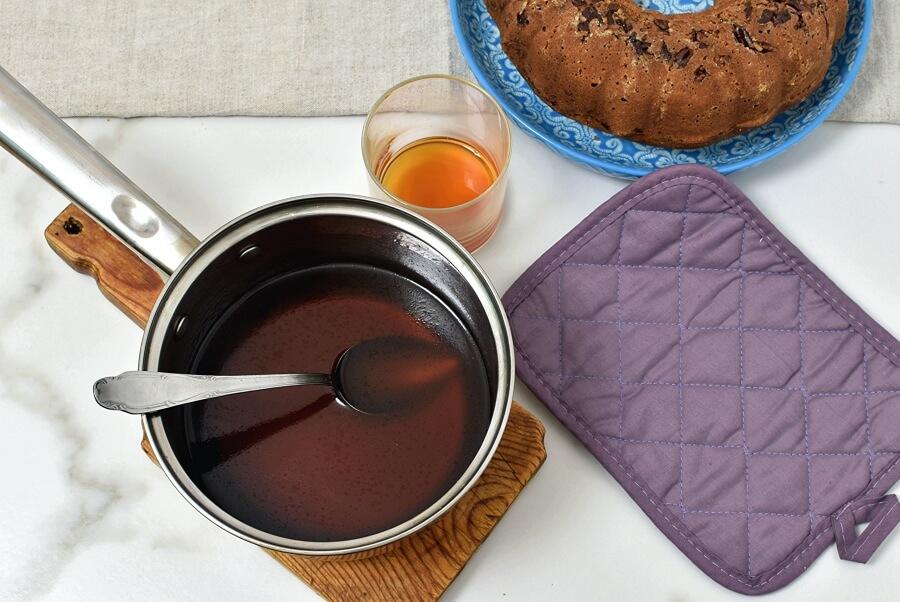 Bacardi Rum Bundt Cake recipe - step 9