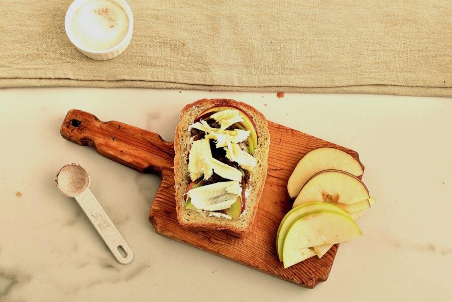 Apple Pie Toast recipe - step 7