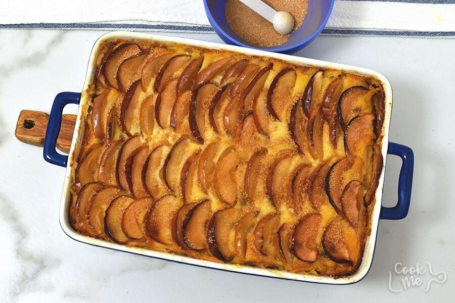 Apple Raisin Casserole recipe - step 7