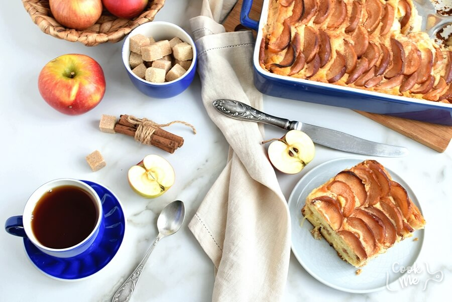 How to serve Apple Raisin Casserole