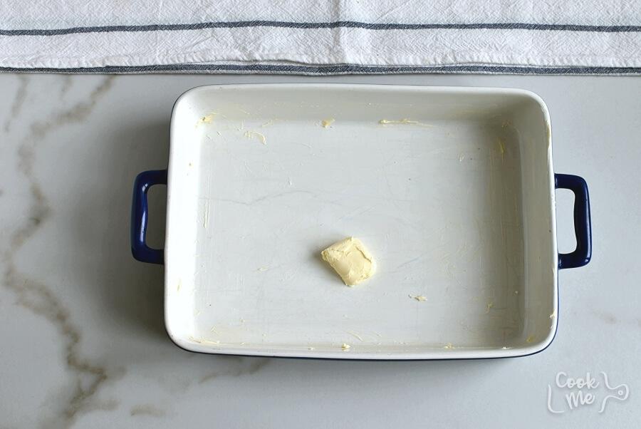 Apple Raisin Casserole recipe - step 1