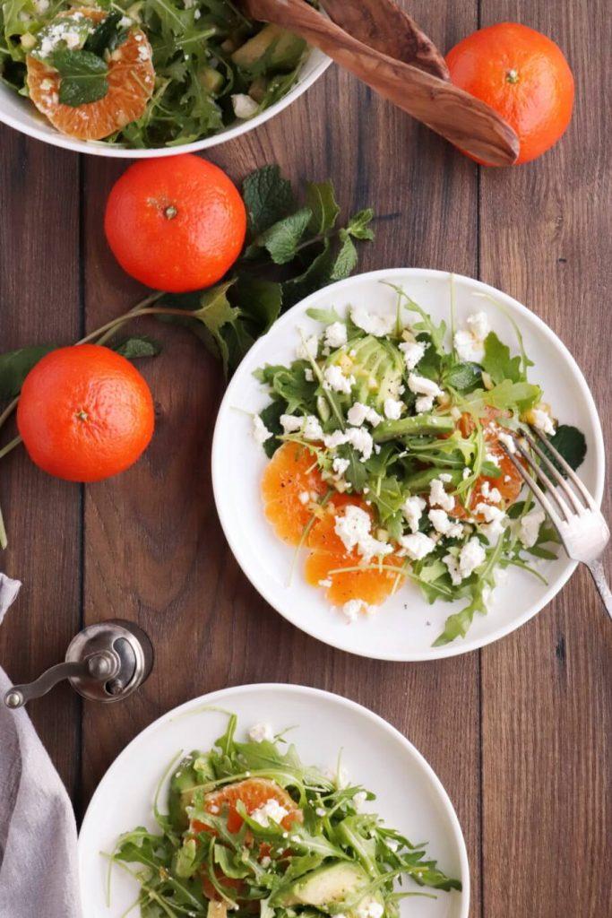 Avo-Citrus Salad