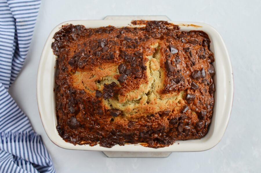 Banana Blender Brownies recipe - step 4