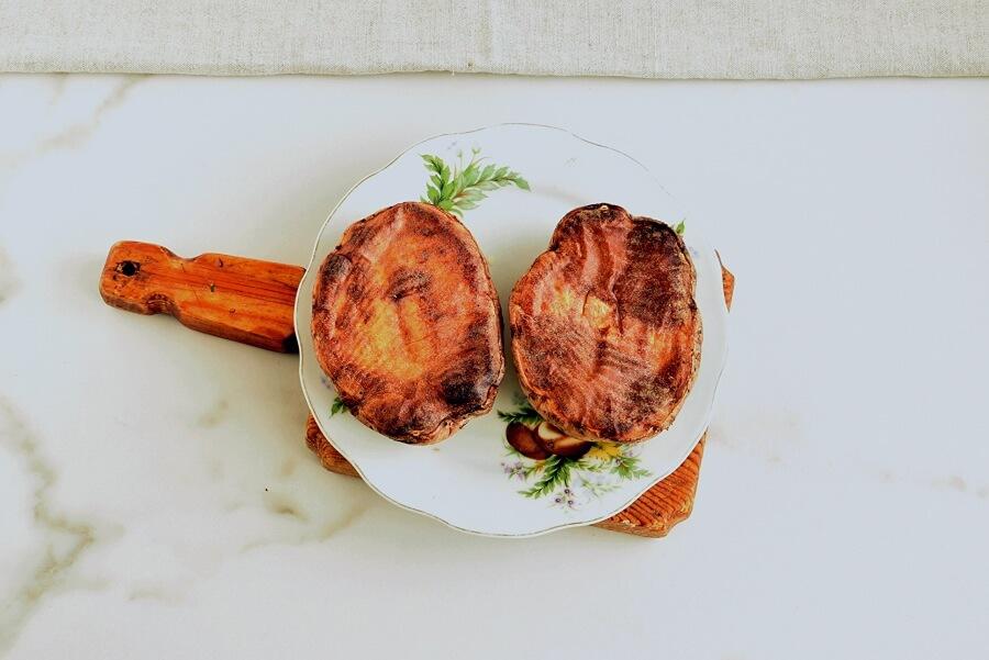 Breakfast Baked Potato Boat recipe - step 2