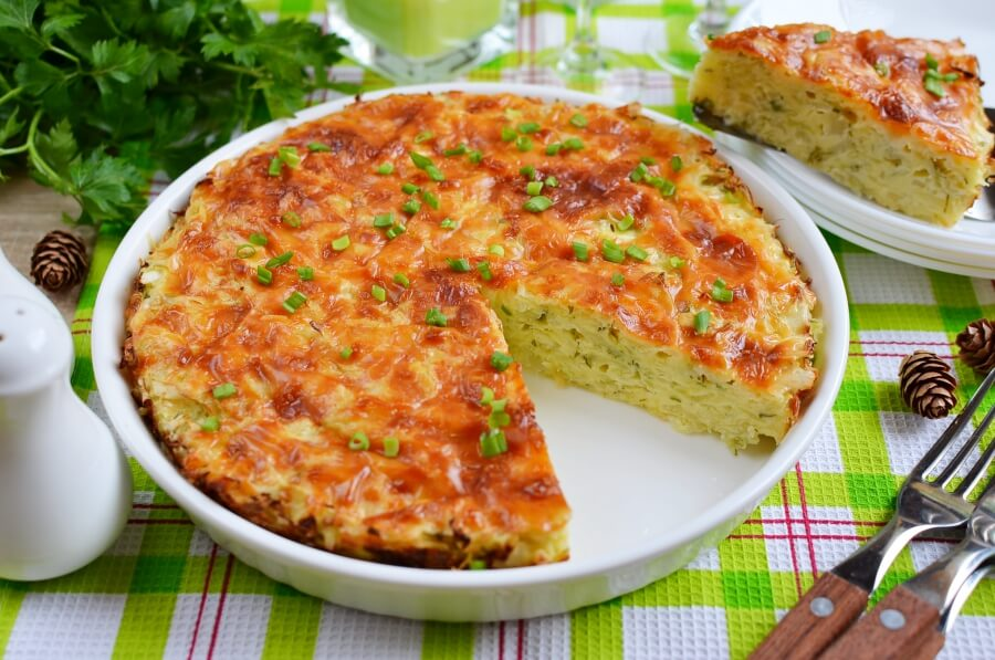 How to serve Cabbage Casserole