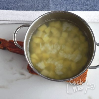 Cauliflower Sausage Casserole recipe - step 3