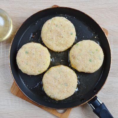 Cheesy Mashed Potato Pancakes recipe - step 5