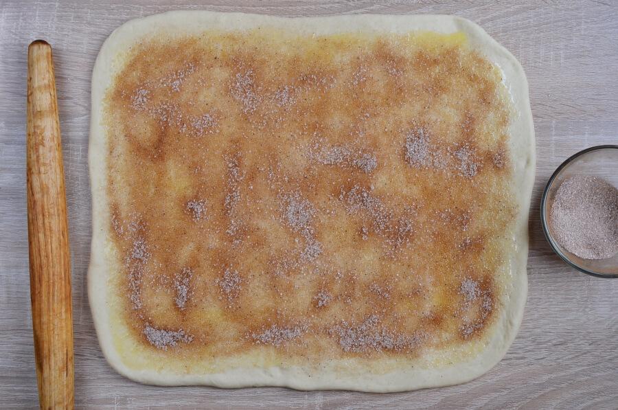 Cinnamon Rolls with Nuts recipe - step 8