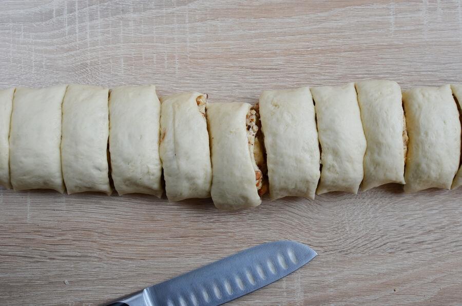 Cinnamon Rolls with Nuts recipe - step 10