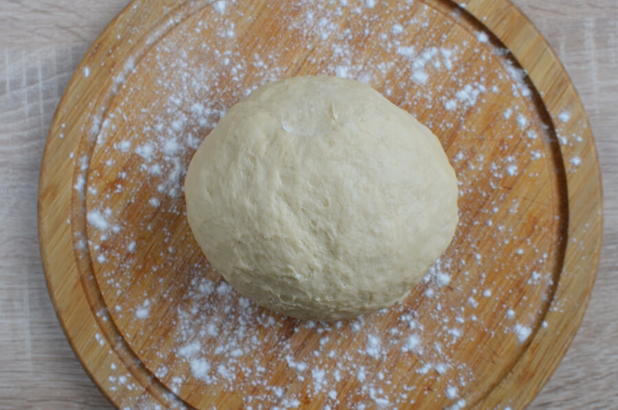 Cinnamon Rolls with Nuts recipe - step 5