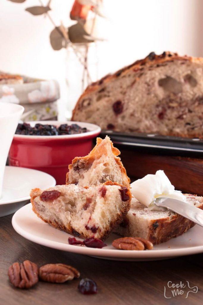 Delicious no knead bread