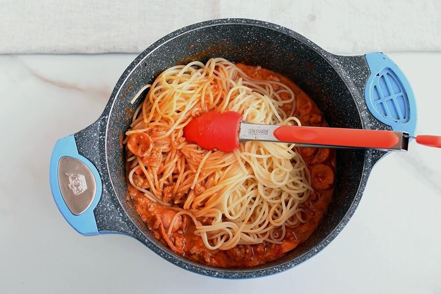 Filipino Spaghetti recipe - step 7