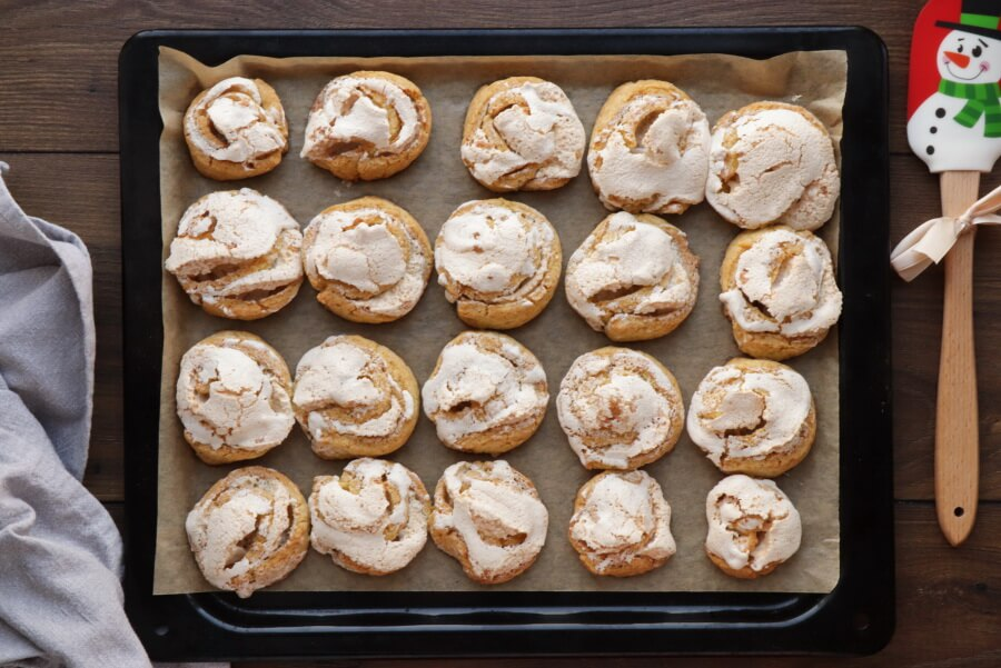 Finnish Meringue Cookies recipe - step 8