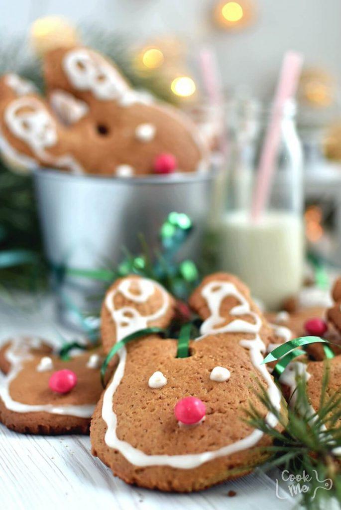 Gingerbread Reindeer Recipe