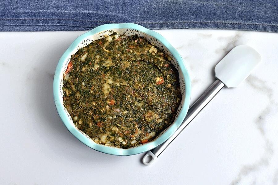 Gluten Free Curried Veggie Pie recipe - step 11