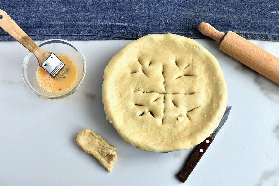 Gluten Free Curried Veggie Pie recipe - step 14
