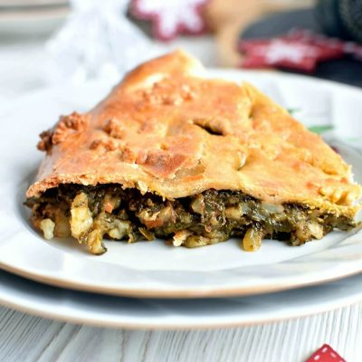 Gluten-free curried veg pie Recipe-How To Make Gluten-free curried veg pie -Delicious Gluten-free curried veg pie