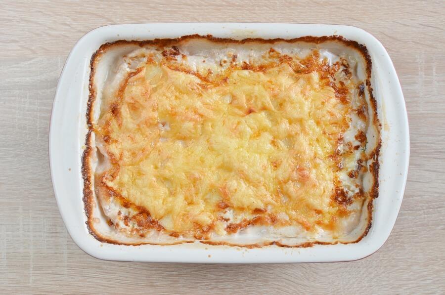 Gratin Dauphinoise recipe - step 4