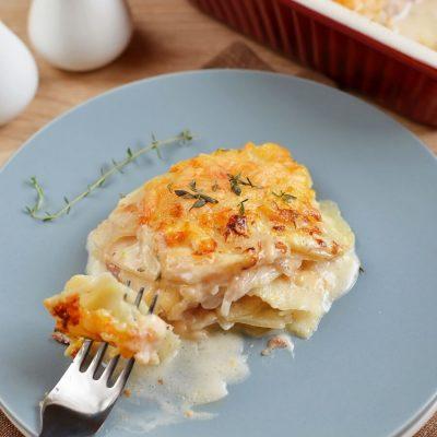 Gratin Dauphinoise Recipe-How To Make Gratin Dauphinoise-Delicious Gratin Dauphinoise