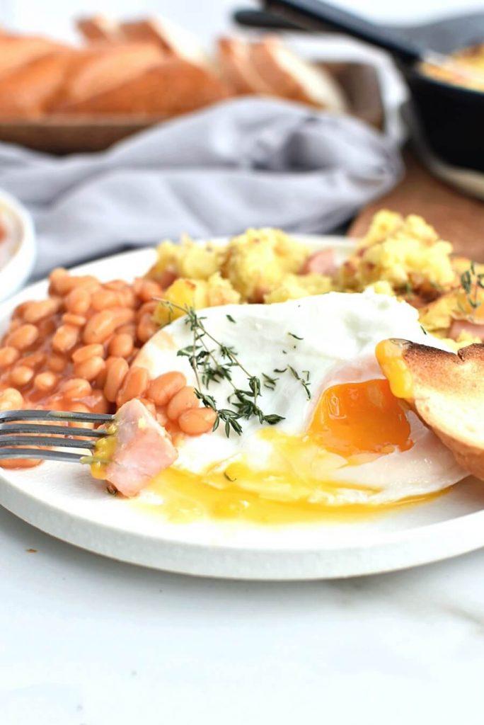 A healthier take on breakfast