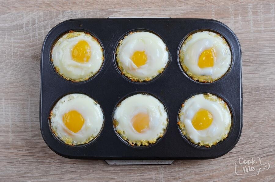 Hearty Cauliflower Muffins recipe - step 9