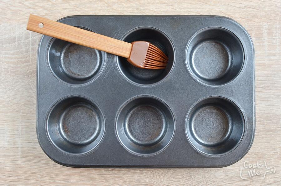 Hearty Cauliflower Muffins recipe - step 1