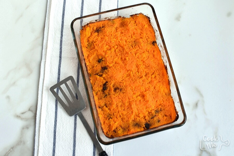 Lentil and Sweet Potato Shepherd's Pie recipe - step 11