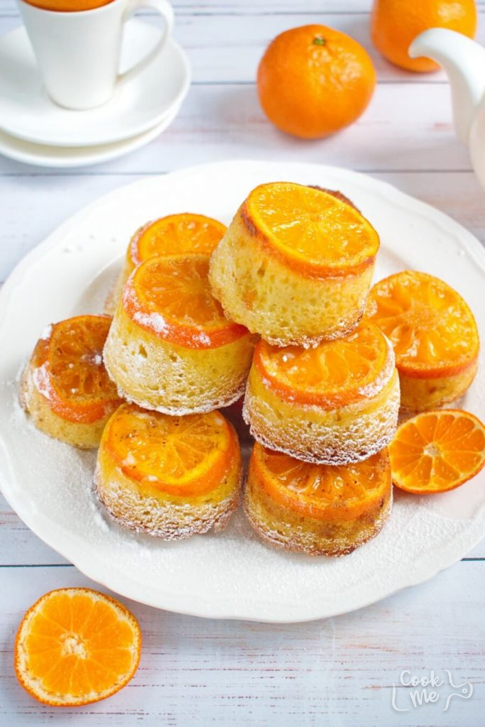 Delicious citrus treats