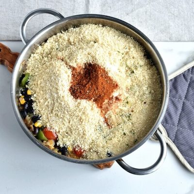 Mexican Cauliflower Rice Skillet recipe - step 4