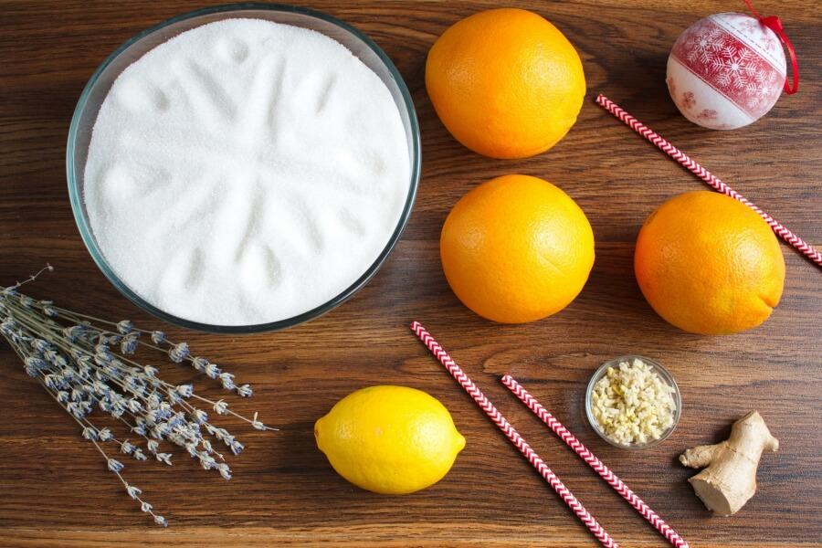 Orange Ginger Marmalade recipe-Orange Marmalade With Fresh Ginger Recipe-Orange-Ginger Marmalade