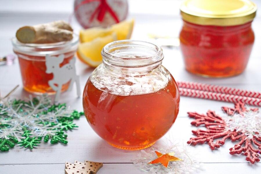 How to serve Orange Ginger Marmalade