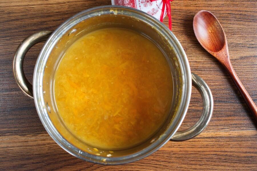 Orange Ginger Marmalade recipe - step 5