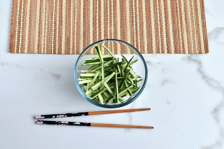 Peking Pork Wraps recipe - step 1