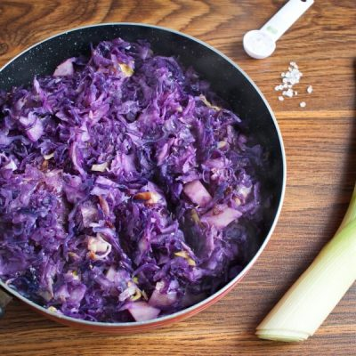 Red Cabbage Soup recipe - step 3