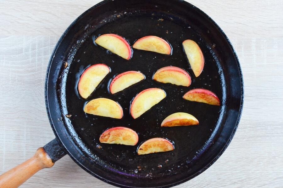 Sausage, Mustard & Apple Hash recipe - step 3